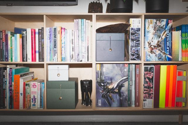 Min Uddannelse: om at studere Visuel Kommunikation i Sverige - Nemesis, Babe